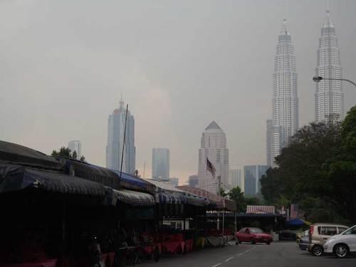Kuala Lampur Skyline